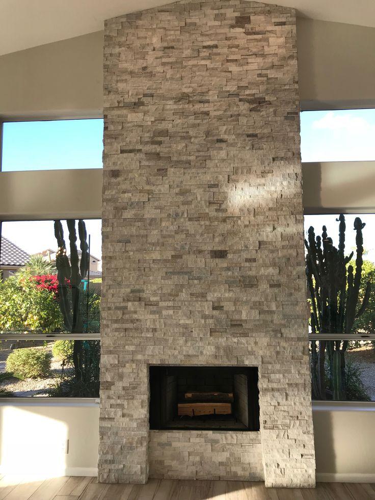 die besten 25 ledger stone fireplace ideen auf pinterest steindesign wandgestaltung steindesign wandgestaltung - Fantastisch Steindesign Wandgestaltung