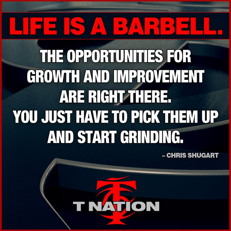 T-Nation.com #bodybuilding #crossfit #workout #motivation