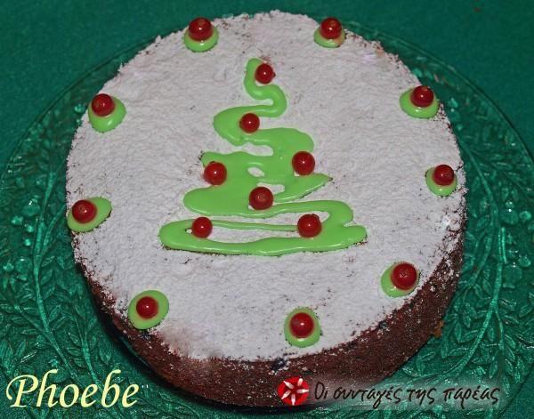 Christmas cake #sintagespareas