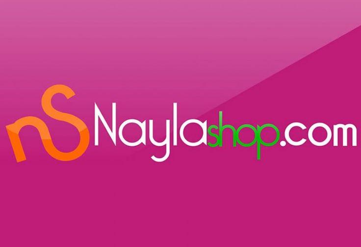Logo Design Naylashop.com oleh ATDIV.com - http://www.atdiv.com