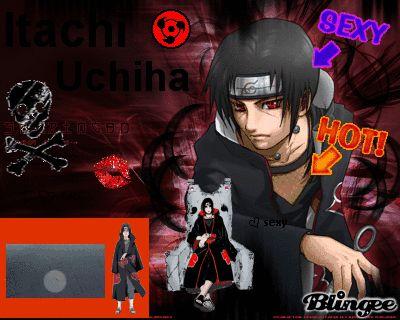 HOT !!! Itachi uchiha :-P