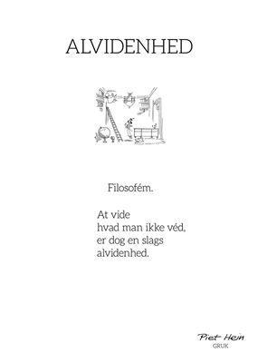piet hein digte - Google-søgning