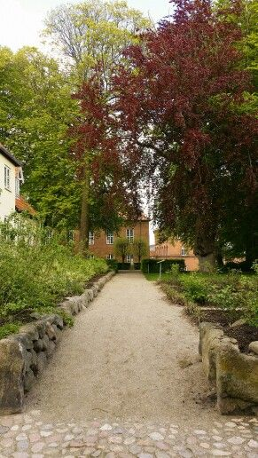The latin quarter, Viborg, Denmark