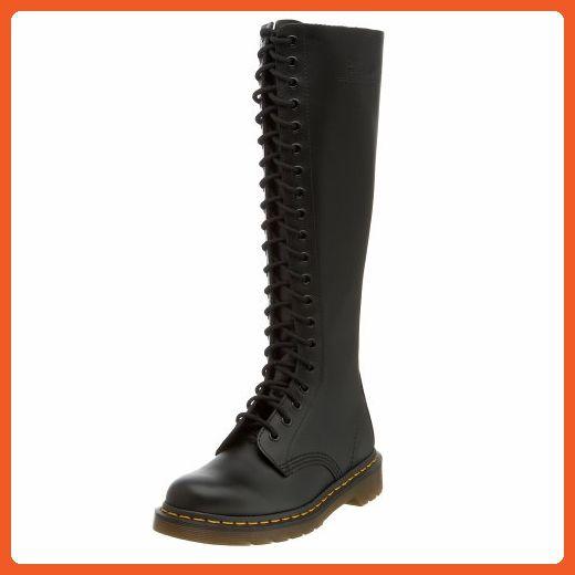 Dr. Martens Original 20 Eye Boot,Black Smooth,5 M UK / 7 B(M) US Women / 6 D(M) US Men - Boots for women (*Amazon Partner-Link)