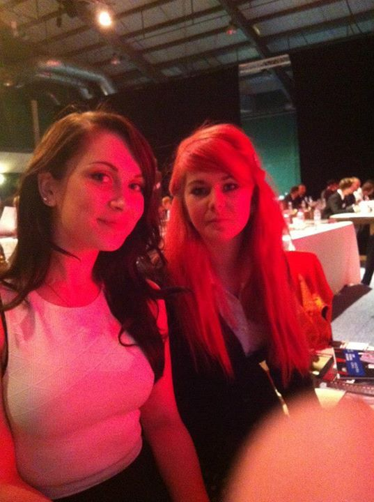 Lucy Rayner and Kim Patmore (UK & ROI Owners Meeting 2013)