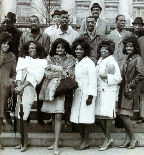 Some of Motown Royalty, The Temptations, The Miracle's, The Vandala's & The Supreme's
