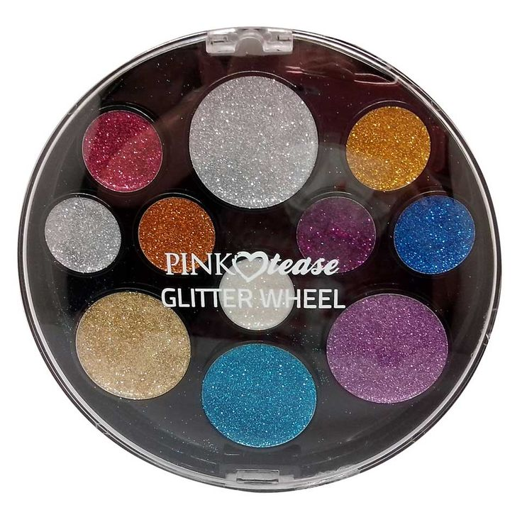 Glitter Oogschaduw Set | Intertoys