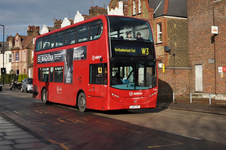 Alle Größen | Arriva bus @ Alexandra Palace station | Flickr - Fotosharing!