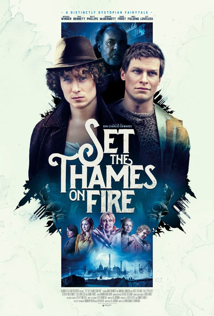 SET THE THAMES ON FIRE   http://www.themoviewaffler.com/2016/09/new-release-review-set-thames-on-fire.html