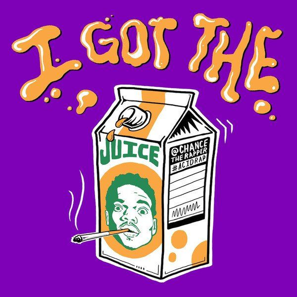 Image result for chance the rapper cartoon