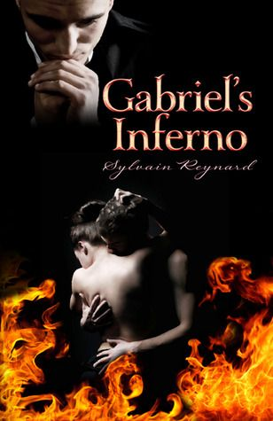 Gabriel's Inferno. loved this book. very well written. slow to develop but I felt all her pain under his wrath for the first half of the book, which keeps you reading.