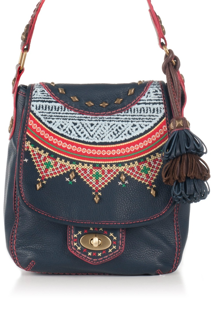 Isabella Fiore  Tribal Paige Cross Body