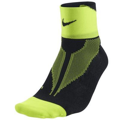 Nike Elite Run Lightwght Qtr CO Çorap