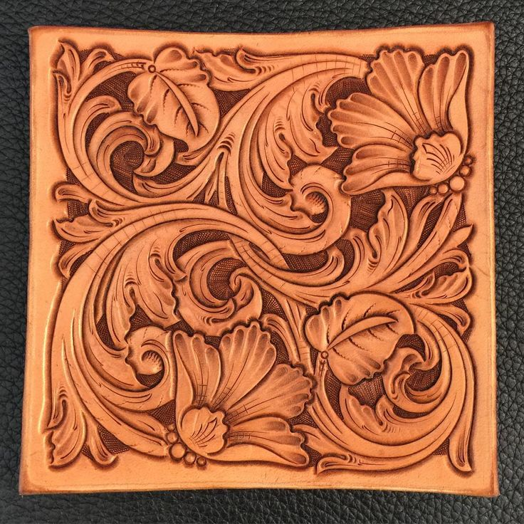 Leather tooling patterns pictures to pin on pinterest tattooskid