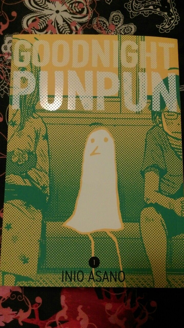 Since I was sick on New Comics Day, I didn't get to post my score for the week: Goodnight Punpun vol. 1 by Inio Asano (SigIkki/Viz Media).