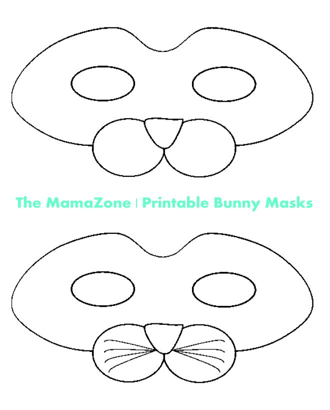 78 best ideas about mask template on pinterest