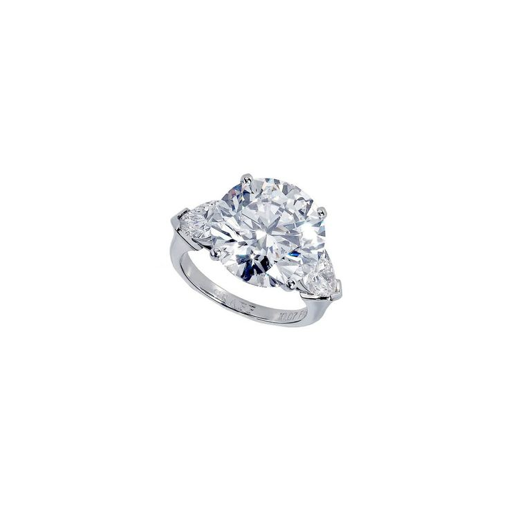 Vogue Daily — Traditional engagement ring www.kristoffjewelers.com #vogue #engagementrings