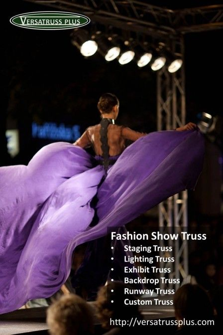 Fashion Show Exhibit Truss