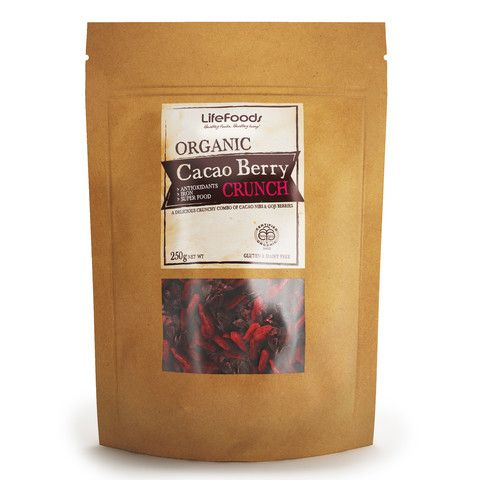Organic Cacao Berry Crunch