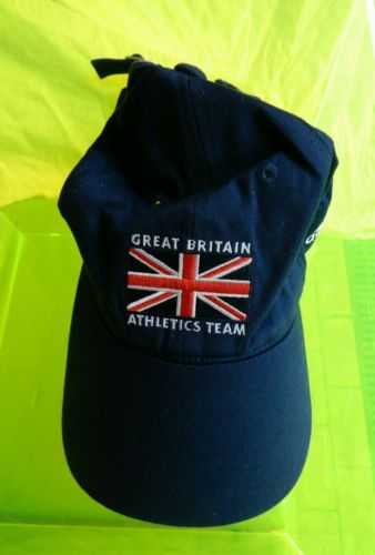 Adidas brand new blue team gb #athletics  #baseball cap #adult,  View more on the LINK: 	http://www.zeppy.io/product/gb/2/162330269582/