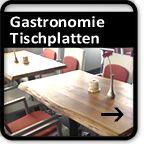 Gastronomie Tischplatten auf Maß