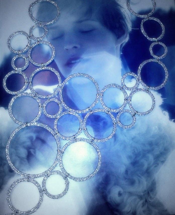 BUBBLE #necklace by #FiammaTortoliJewelry