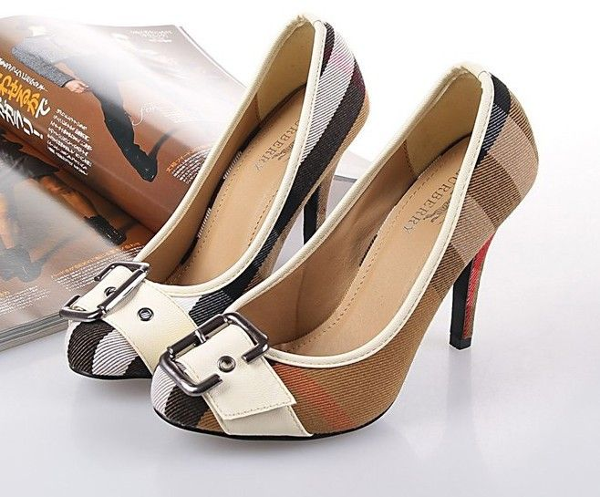 I've always loved the colors..Burberry Womens Shoes