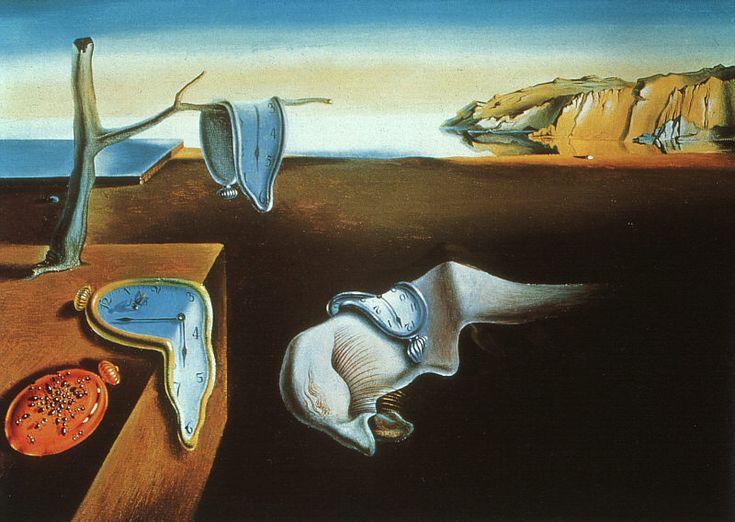 L'arte è fatta per disturbare, la scienza per rassicurare. Salvador Dalì