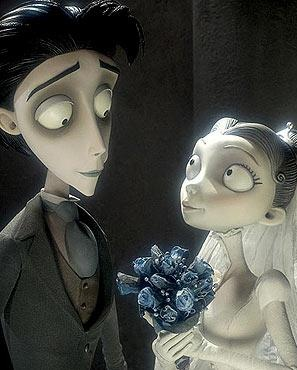 My favorite Johnny Depp movie! ^_^ Corpse Bride <333