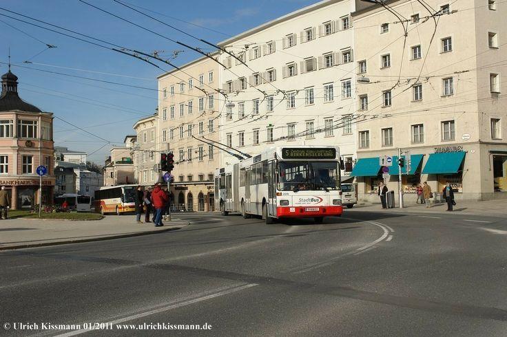 225 Salzburg Hanuschplatz / Zentrum 18.01.2011 - Gräf & Stift GE112 M16