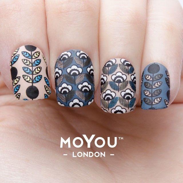 262 best moyou london images on pinterest london london england flower power nail art mani 01 prinsesfo Choice Image