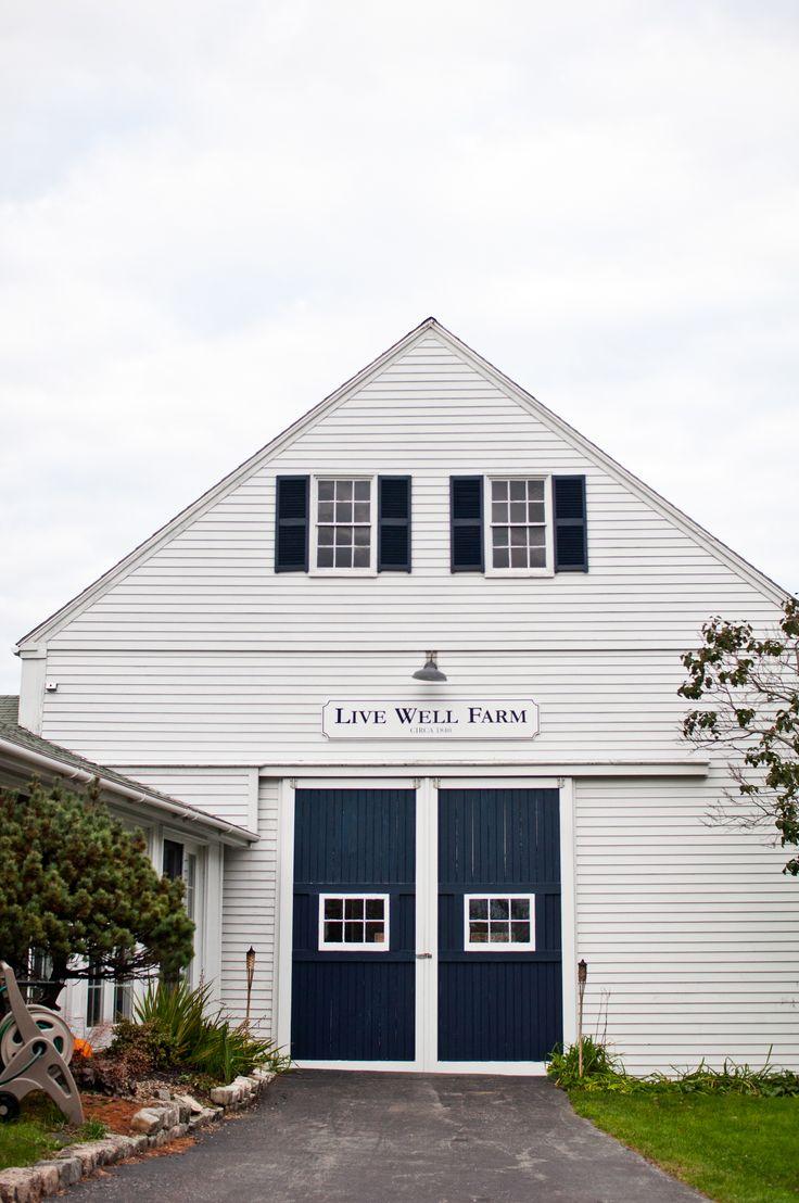 Featured Vendor Live Well Farm Maine wedding venues