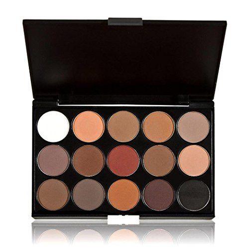 LHWY 15 couleurs femmes cosmétique de maquillage neutre nu une palette d'ombres à paupières essaim: Tweet Contenu de l'emballage: 1X 15…