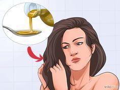 Lighten Your Hair Naturally Step 5