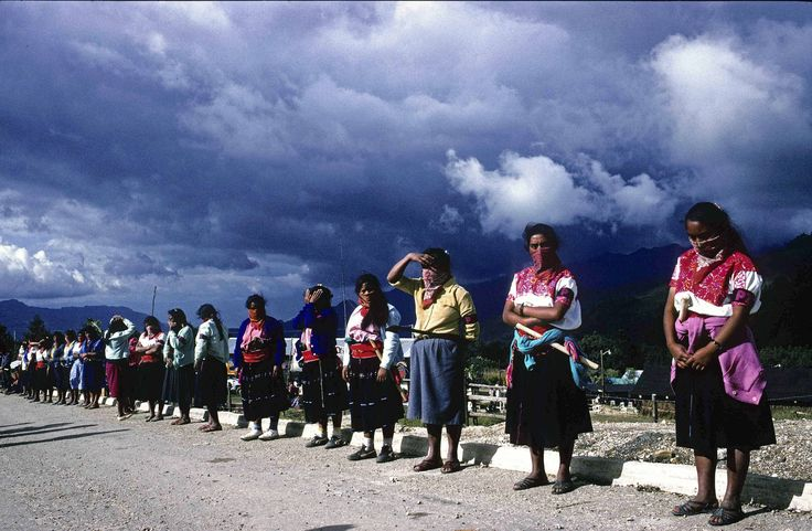 Via Enlace Zapatista […]So if you are a woman in struggle who is against what is being done to us as women; if you are not scared (or you are, but you control your fear), then we invite you to gather with us, to speak to us and listen to us as the women we are. Thus we invite all...
