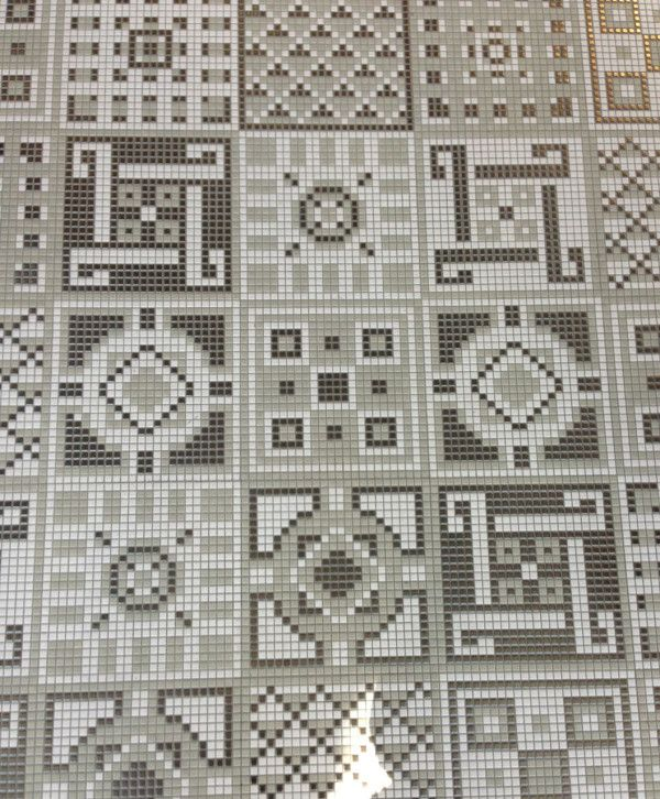 Tile Trends from Cersaie 2013 Photo