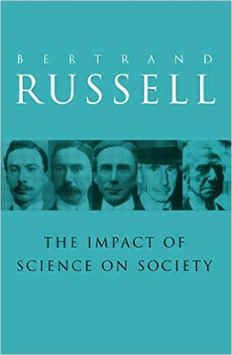The Impact of Science on Society: Bertrand Russell: 9780415109062: Amazon.com: Books