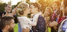 Diese 7 Hochzeitsspiele dürfen bei keiner Hochzeit fehlen