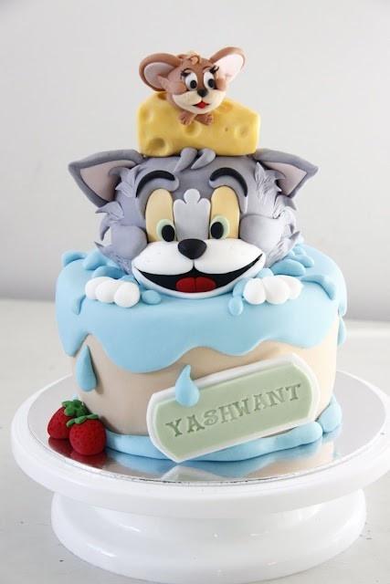Tom Ford Birthday Cake