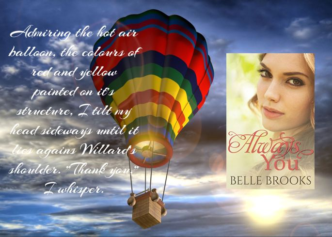 Bucket-list wishes granted show a lot of love in Always You by Bell Brooks