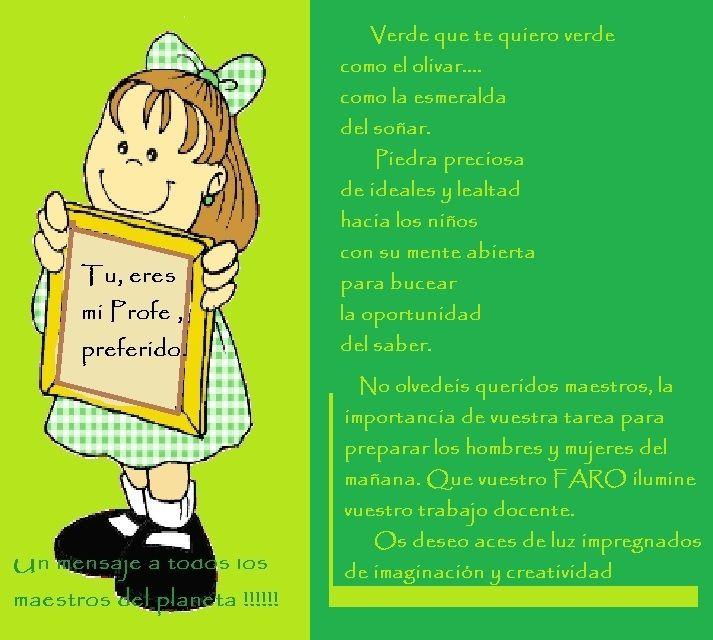 feliz dia del maestro mexico | TEJIENDO CUENTOS Y POESÍAS INFANTILES