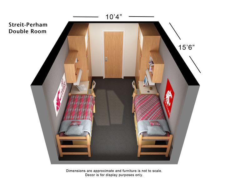 Northeastern University Dorm Room Dimensions
