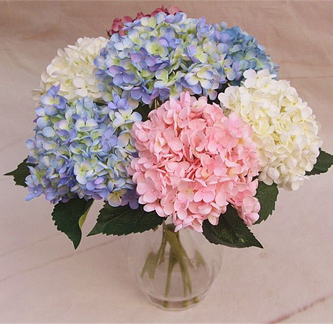 No Real But Looks Real With Images Flower Bouquet Wedding Wedding Flowers Bridal Bouquets Wedding Flowers Hydrangea