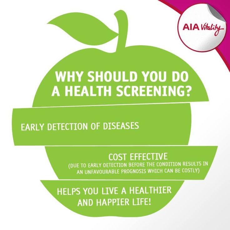 #Health - Why should you do a health screening? #Wellness #Fitness #Toowoomba www.monashgroup.com.au