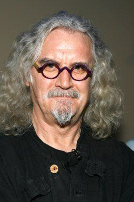The utterly brilliant Sir Billy Connolly, author of the world's funniest joke