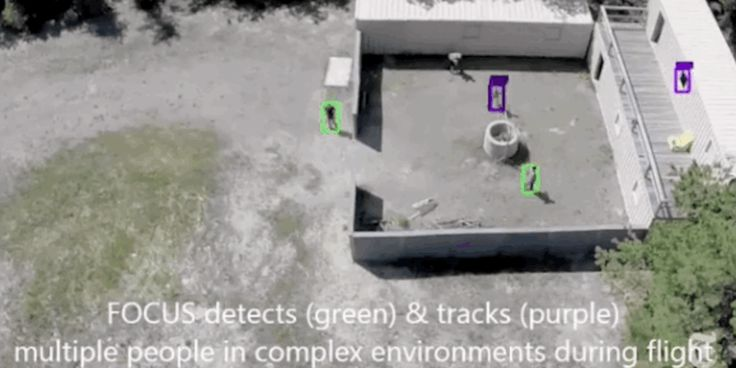 Video From DARPA's Military Drone Shows it Can Identify Armed People | Inverse