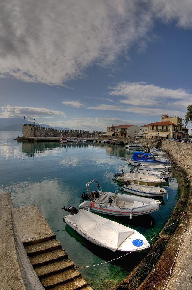 TRAVEL'IN GREECE   Nafpaktos, #Central_Greece, #Greece, #travelingreece