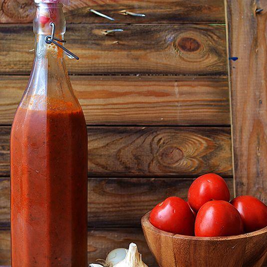 Faites vous-même un délicieux ketchup | Neff
