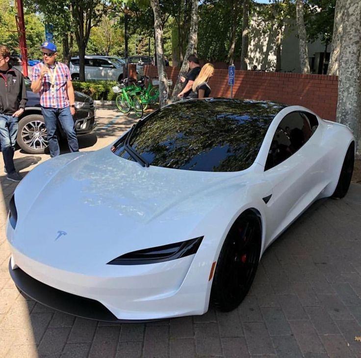 Cars Tesla Roadster Luxusautos Tesla