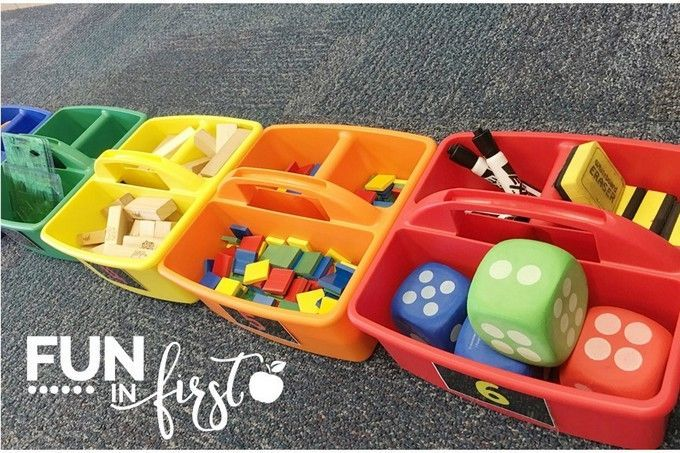 I love using Morning Tubs in my classroom.  Check out all of these ideas for what to place in the tubs.